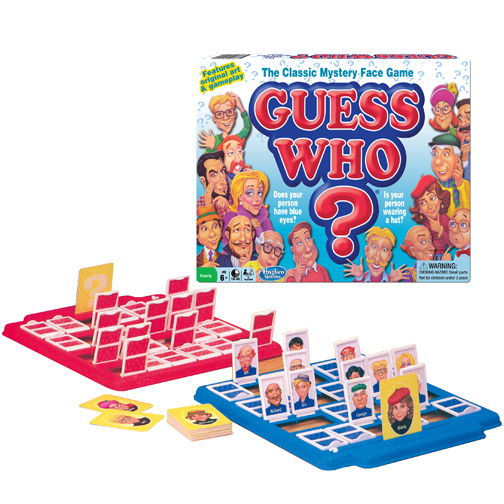 Guess Who?® Classic Edition
