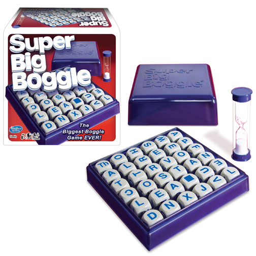 Super Big Boggle®