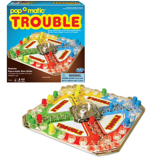 Trouble® Classic Edition