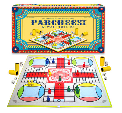 Parcheesi® Royal Edition